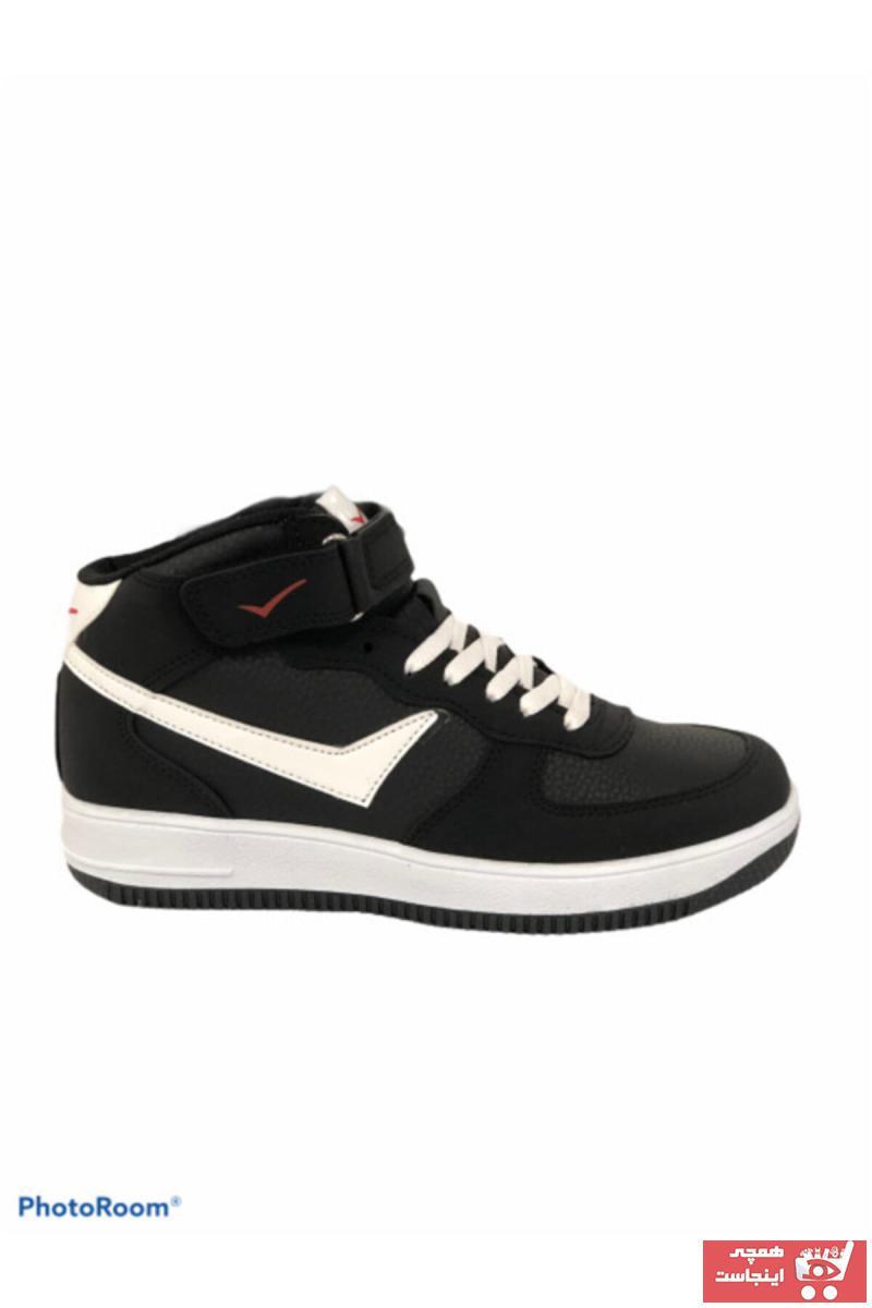 خرید اینترنتی کفش کتونی خاص مردانه برند Lambırlent رنگ مشکی کد ty61894601