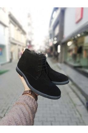 خرید انلاین نیم بوت مردانه طرح دار برند idol ayakkabı رنگ مشکی کد ty62525767