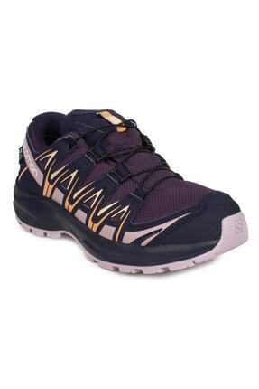 کفش کوهنوردی مدل 2021 برند Salomon رنگ بنفش کد ty64951605