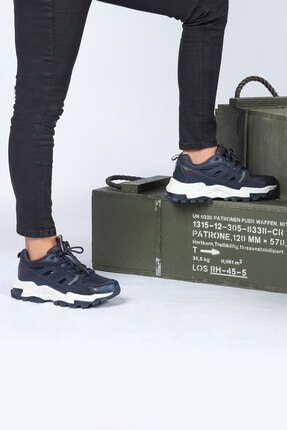 کفش کوهنوردی مردانه فروش برند Jump رنگ لاجوردی کد ty65186853