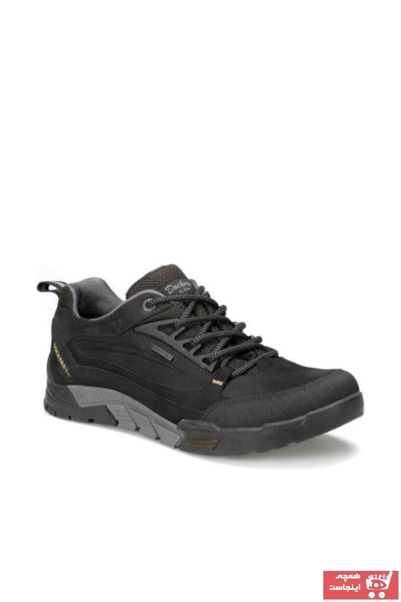 فروش کفش کوهنوردی مردانه خفن برند Dockers رنگ مشکی کد ty7074174