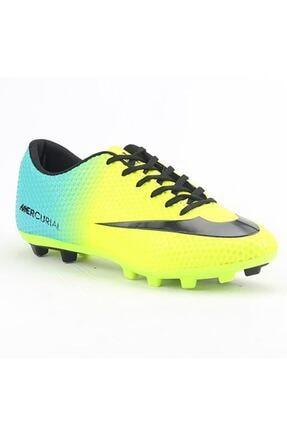 خرید اینترنتی کفش فوتبال خاص مردانه برند Walked رنگ زرد ty7114045