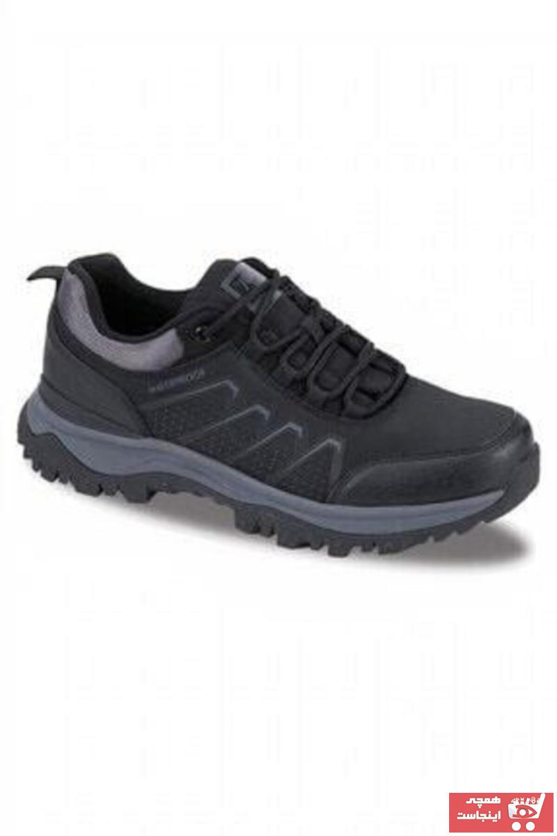 خرید انلاین کفش کوهنوردی مردانه طرح دار برند Jump رنگ مشکی کد ty71962264