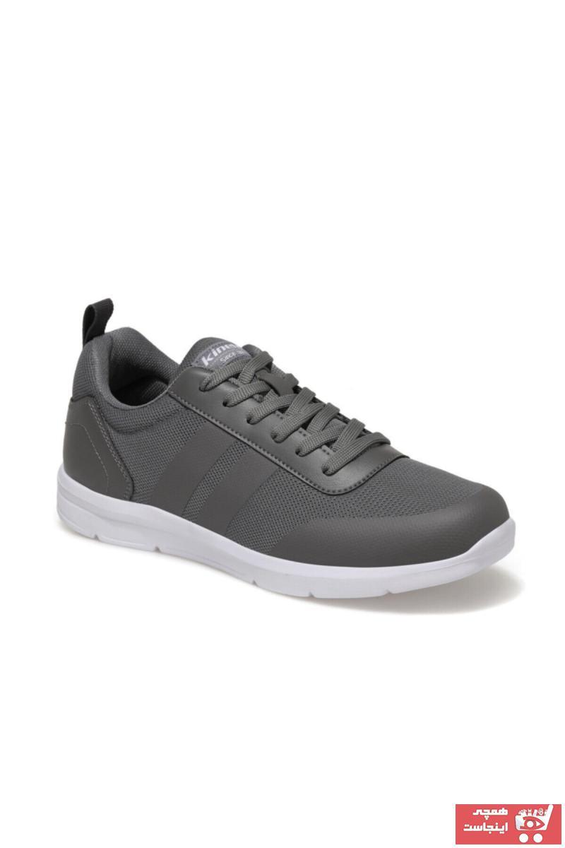 کفش اسپرت مردانه مدل 2020 برند کینتیکس kinetix رنگ نقره ای کد ty72101595