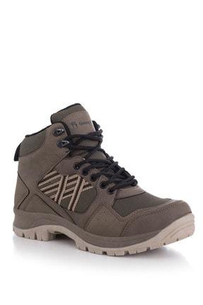 کفش کوهنوردی خاص برند تونی بلک رنگ قهوه ای کد ty77801557
