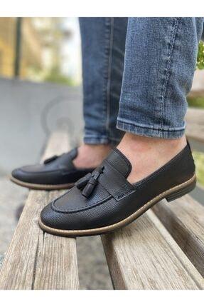 فروشگاه کفش کلاسیک اورجینال برند TarzKar رنگ مشکی کد ty86909811