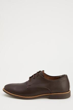 خرید ارزان کفش کلاسیک مردانه اسپرت برند دفاکتو ترکیه رنگ قهوه ای کد ty87581400