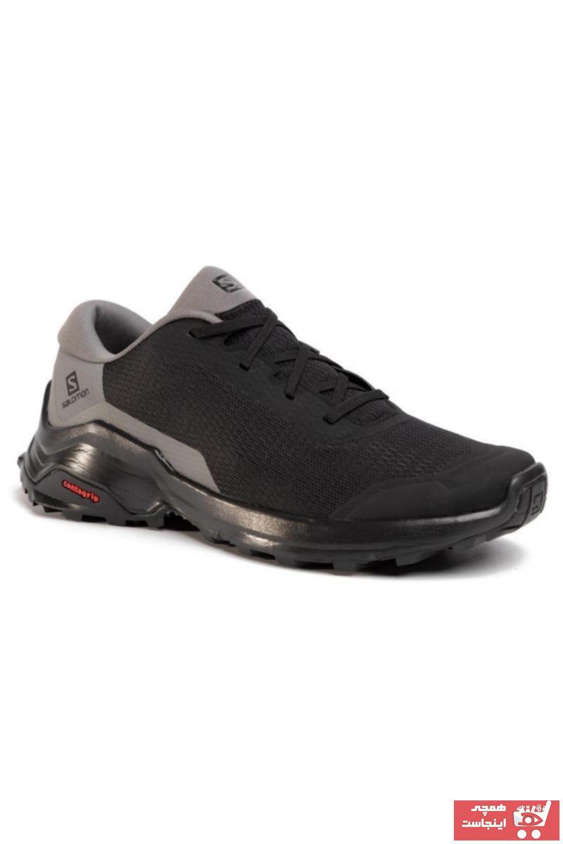 کفش کوهنوردی مردانه شیک جدید برند Salomon رنگ مشکی کد ty89347588