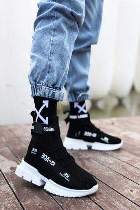 کتونی مردانه برند Mida Shoes رنگ مشکی کد ty90069115