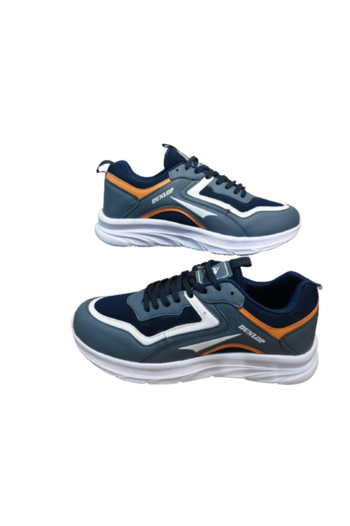 کفش کوهنوردی مردانه ترک برند DUNLOP رنگ آبی کد ty90576886