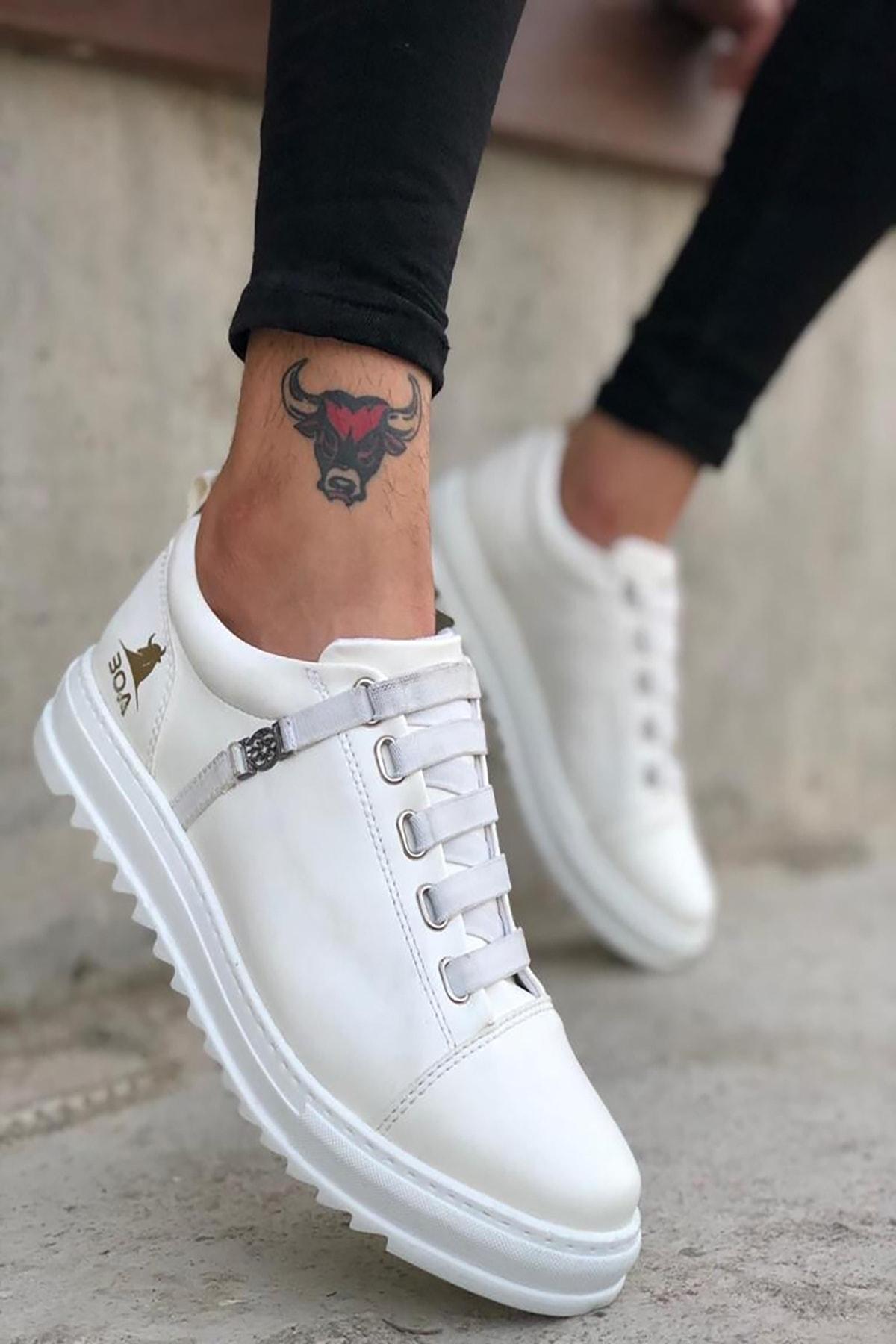 خرید ارزان کتونی مردانه اسپرت برند Mida Shoes کد ty95218939