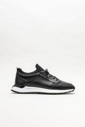فروش پستی اسپرت مردانه ترک برند Elle Shoes رنگ مشکی کد ty95494322