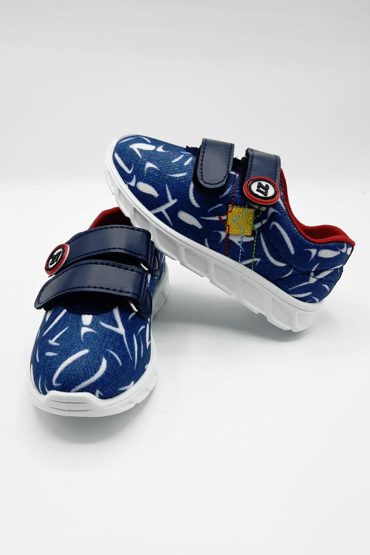 فروشگاه کفش پیاده روی نوزاد پسرانه برند SONEX رنگ لاجوردی کد ty101269581