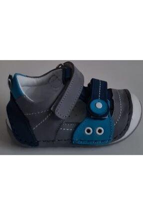 صندل جدید نوزاد پسرانه شیک برند Pappikids رنگ آبی کد ty103615065