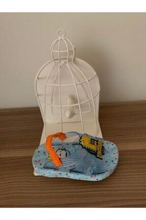 خرید نقدی دمپایی نوزاد دخترانه فانتزی برند GEZER رنگ آبی کد ty110127159