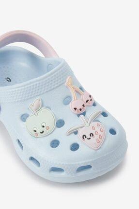خرید اسان دمپایی نوزاد پسرانه فانتزی برند Next Baby رنگ آبی کد ty110361319
