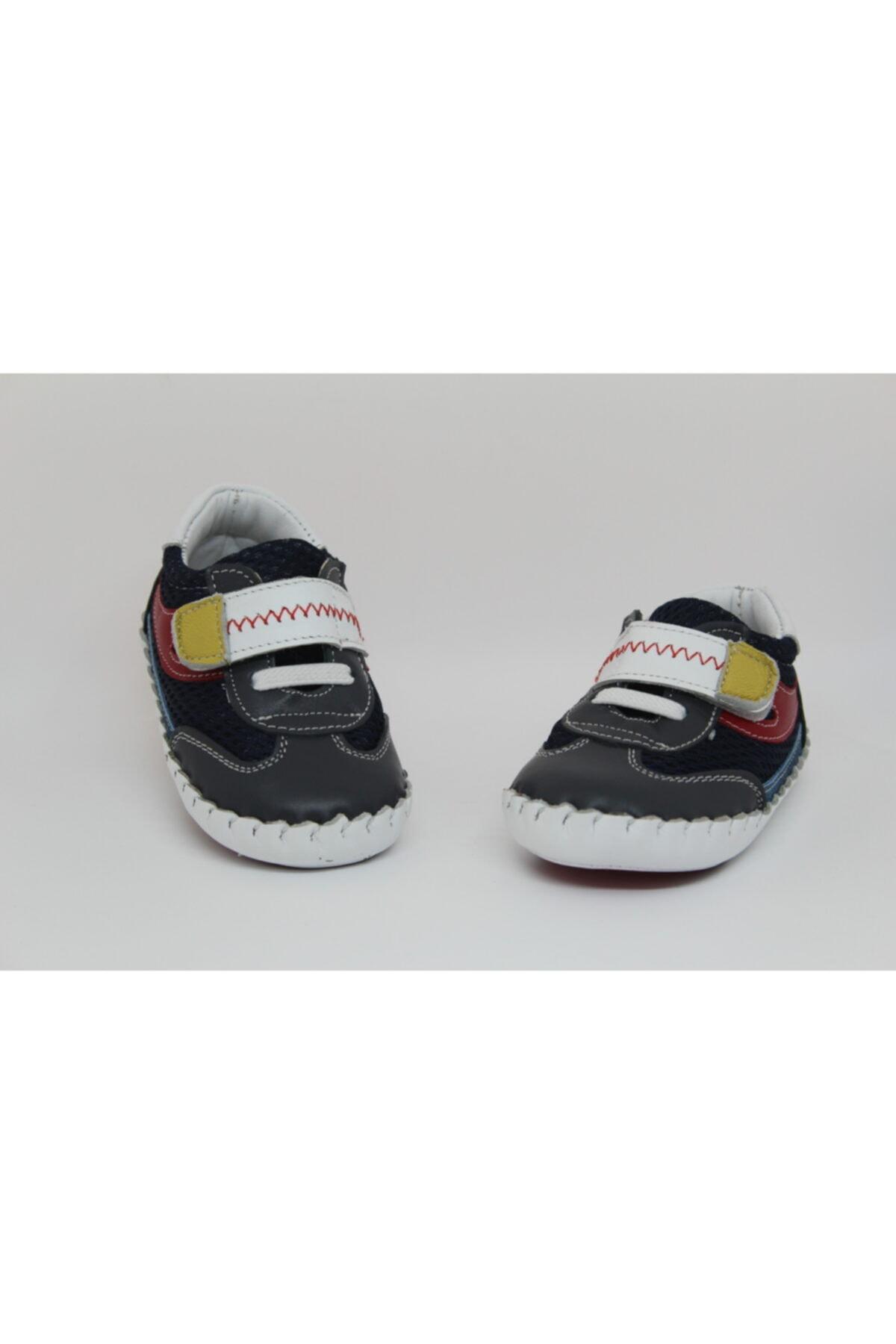 خرید کفش پیاده روی 2021 نوزاد پسرانه برند Rüzgar Ege رنگ نقره ای کد ty114273322