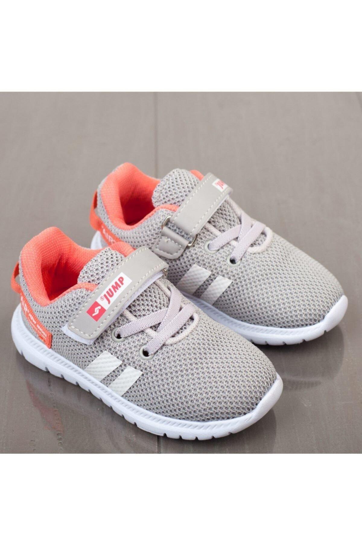 خرید اسان کفش اسپرت نوزاد دخترانه اسپرت جدید برند Jump رنگ نقره ای کد ty117277578