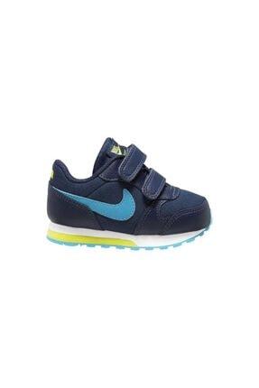کفش پیاده روی نوزاد پسرانه سال ۹۹ برند Nike اورجینال رنگ لاجوردی کد ty120379598