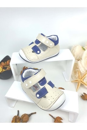 کفش اسپرت نوزاد پسرانه اینترنتی برند RÜZGAR BEBE رنگ بژ کد ty46967855