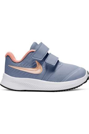خرید انلاین کفش پیاده روی نوزاد پسرانه خاص مارک نایک رنگ آبی کد ty52897626