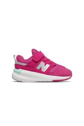 حرید اینترنتی کفش اسپرت نوزاد دخترانه ارزان برند New Balance رنگ صورتی ty53684149