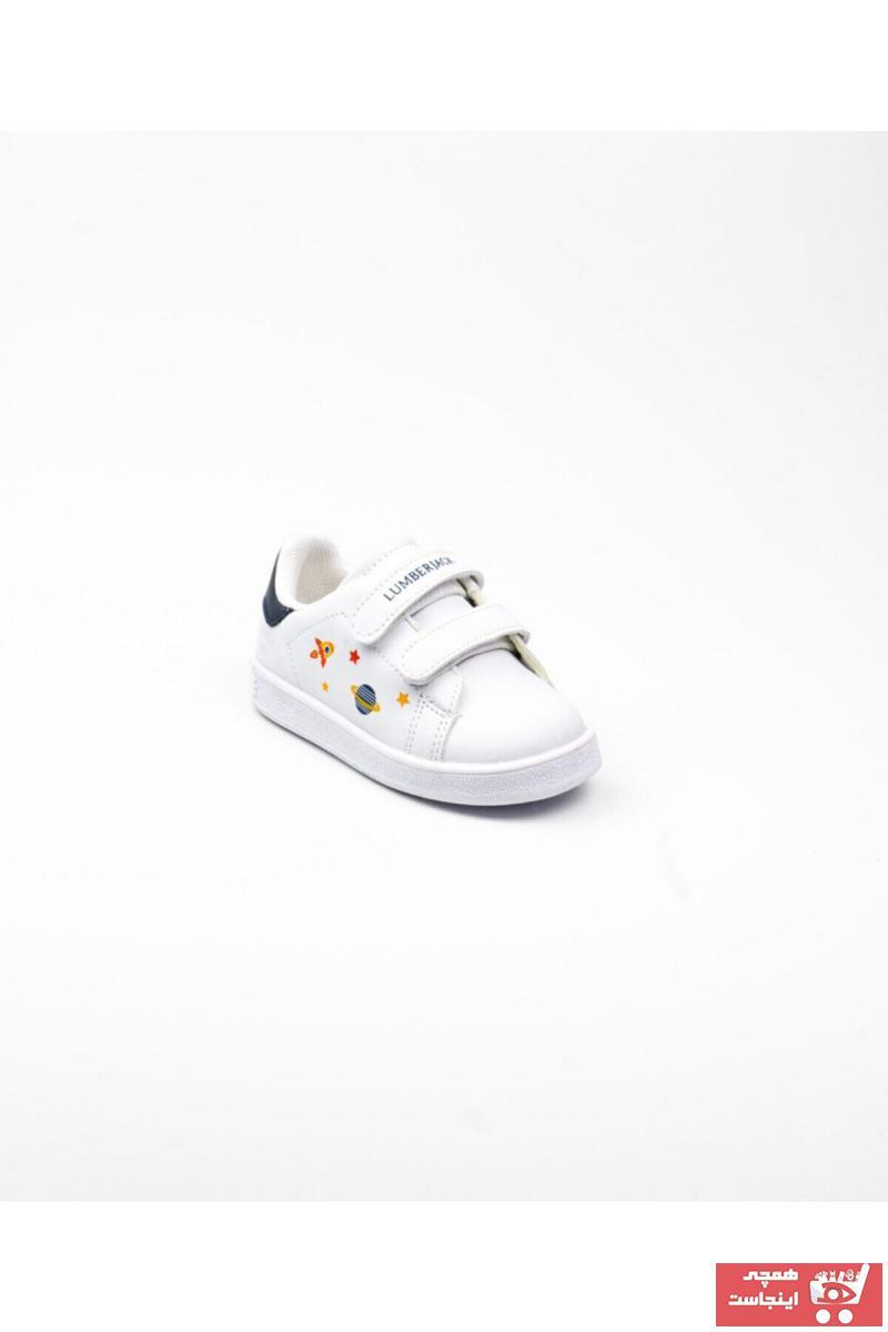 کفش اسپرت نوزاد پسرانه طرح دار برند lumberjack کد ty77468127