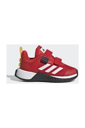 کفش اسپرت نوزاد پسرانه مدل برند ادیداس رنگ قرمز ty79719467