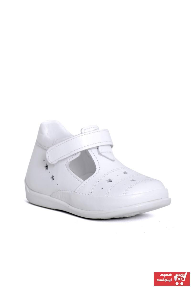 کفش تخت ارزان نوزاد پسر برند Sebatlı Ayakkabı کد ty84152024