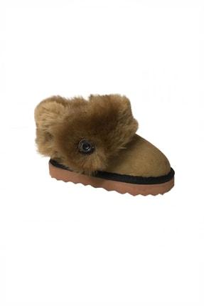 بوت نوزاد پسرانه برند Botto Shoes رنگ قهوه ای کد ty86620314