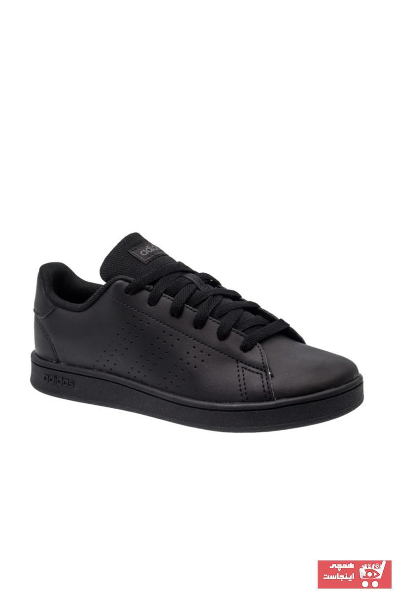 کفش اسپرت بچه گانه پسرانه ساده برند آدیداس رنگ مشکی کد ty31615960