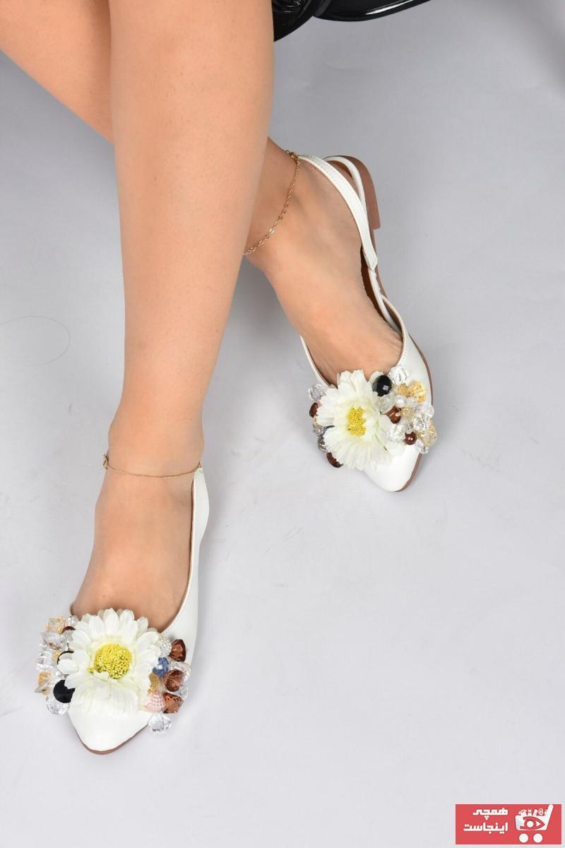 خرید پستی کفش بابت زیبا برند Fox Shoes کد ty108420520
