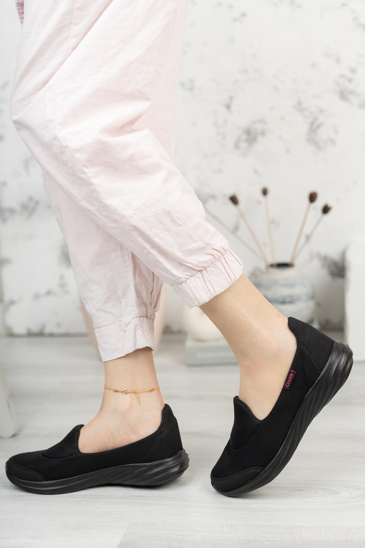 کفش تخت دخترانه برند Moda Frato رنگ مشکی کد ty111222545