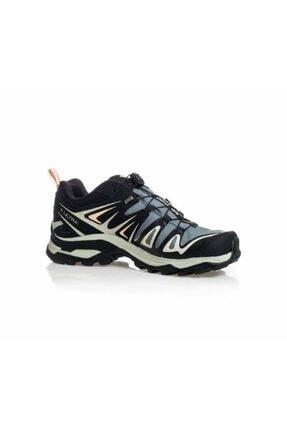 ژورنال کفش کوهنوردی زنانه برند Salomon رنگ سبز کد ty116278380