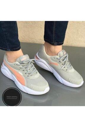 خرید اینترنتی کفش برند Puma رنگ نقره ای کد ty131424761