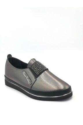 عکس کفش تخت زنانه برند پیرکاردن کد ty132814095