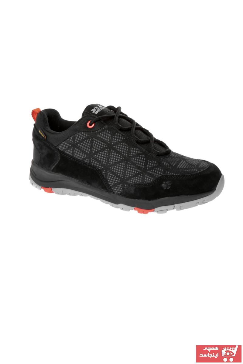کفش کوهنوردی زنانه اسپرت برند Jack Wolfskin رنگ مشکی کد ty31697628