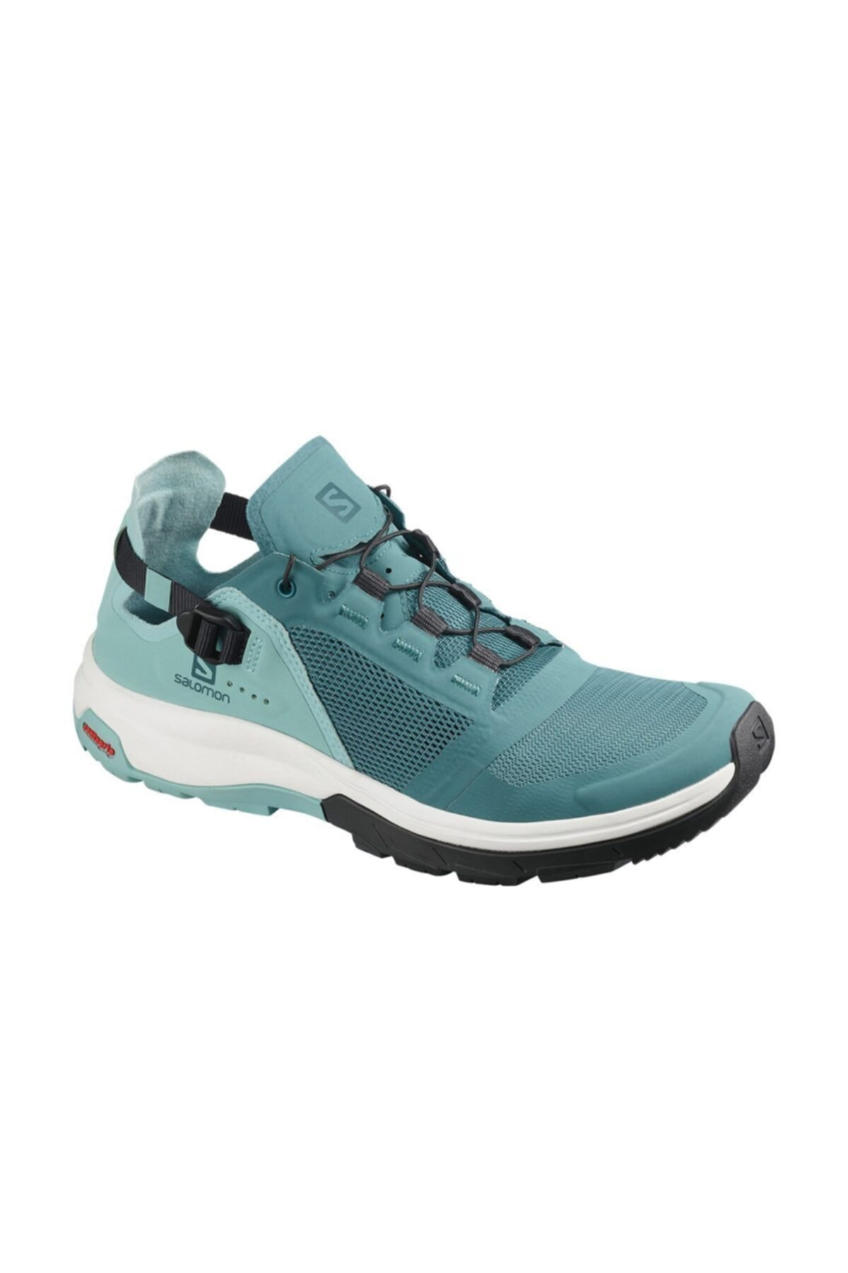 خرید کفش کوهنوردی 2021 زنانه برند Salomon رنگ سبز کد ty39621467