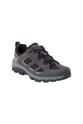 خرید اسان کفش کوهنوردی زنانه اسپرت جدید برند Jack Wolfskin رنگ نقره ای کد ty53743993