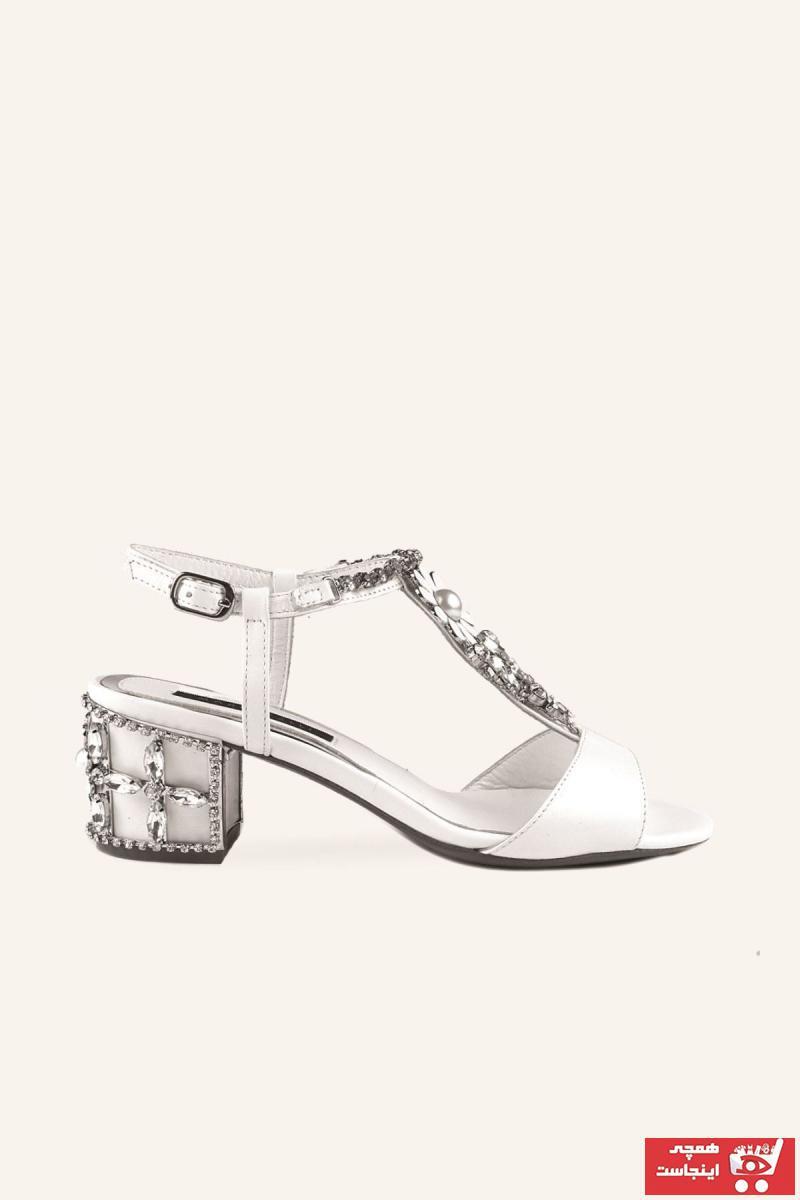 خرید کفش پاشنه بلند مجلسی غیرحضوری برند MARCATELLI کد ty57969660