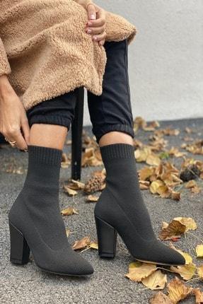خرید انلاین بوت زیبا دخترانه برند İnan Ayakkabı رنگ مشکی کد ty66018584