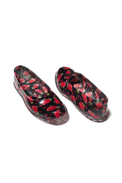 چکمه دخترانه فروشگاه اینترنتی برند fafatara رنگ قرمز ty70664548