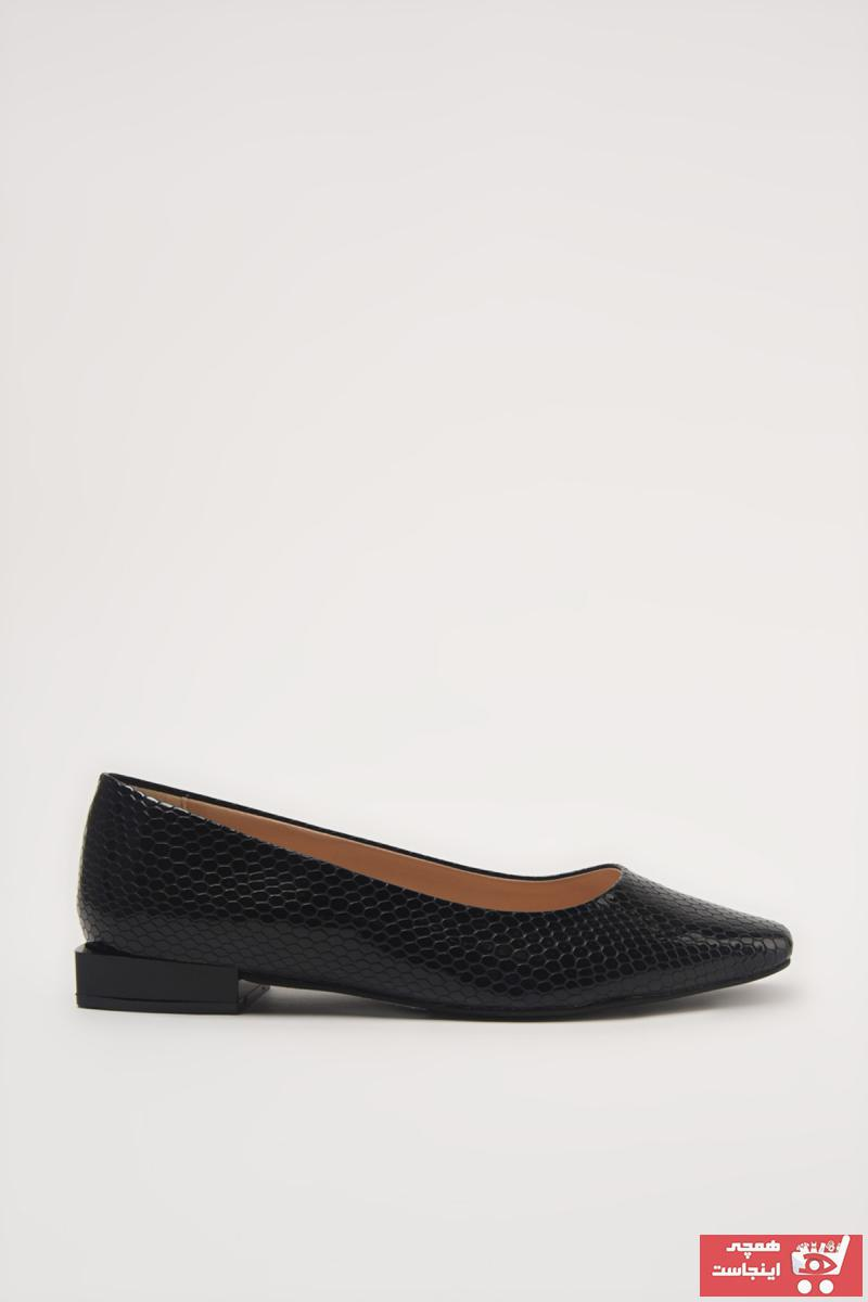 خرید کفش بابت از ترکیه برند هاتیچ رنگ مشکی کد ty83249133