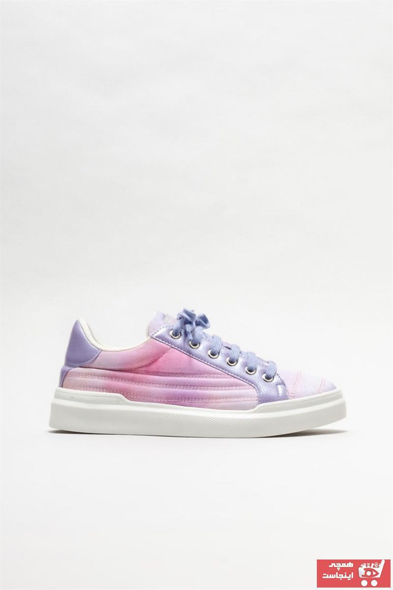 اسپرت جدید برند Elle Shoes رنگ بنفش کد ty86610714