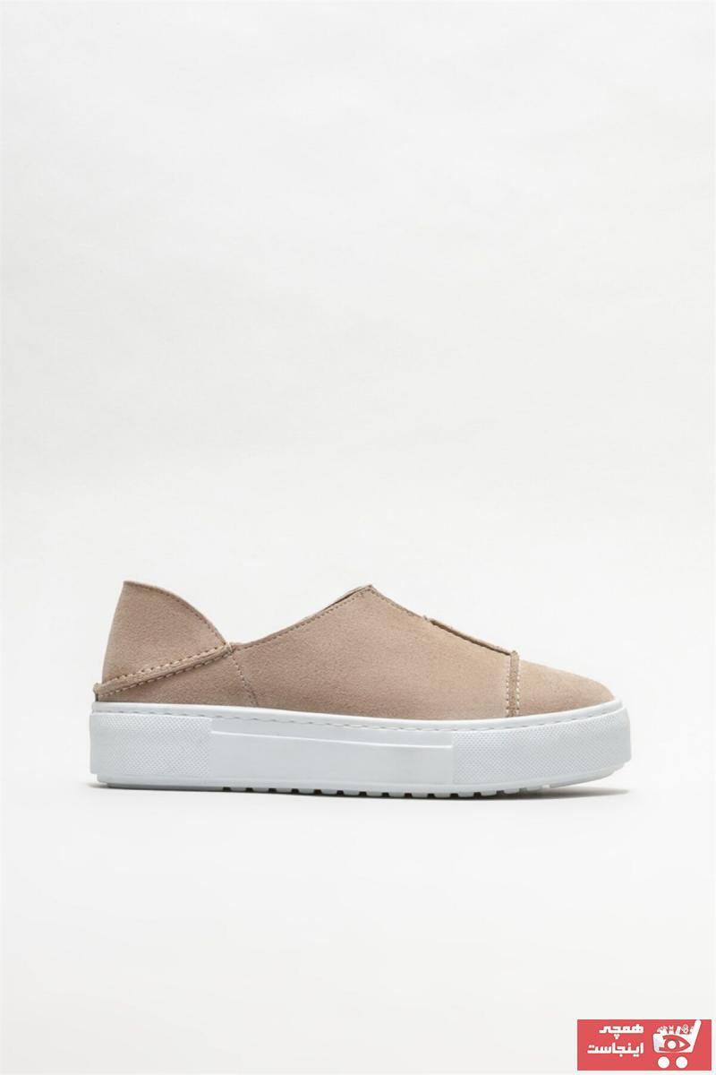 اسپرت خاص زنانه برند Elle Shoes رنگ بژ کد ty92764259