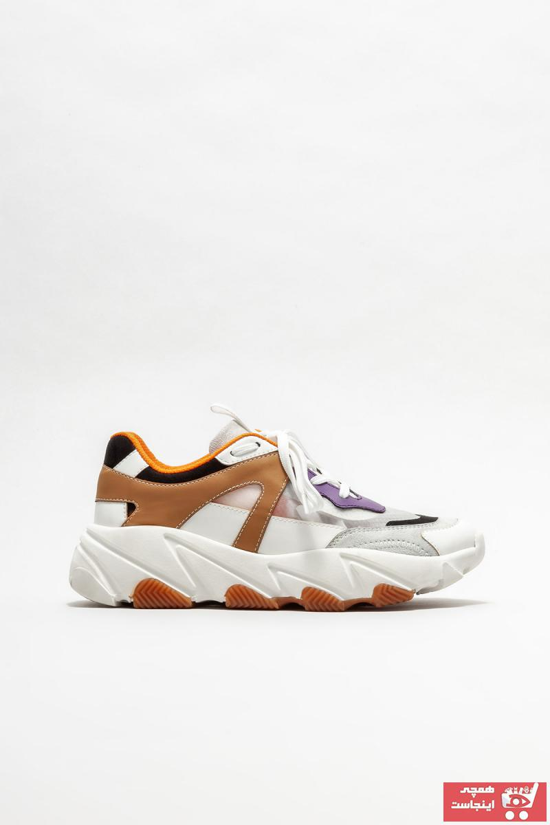 حرید اینترنتی اسپرت زنانه ارزان برند Elle Shoes رنگ قهوه ای کد ty94733280