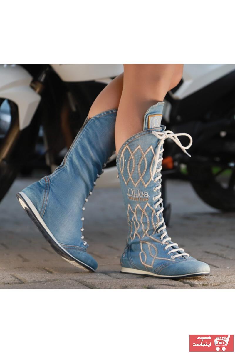 مخصوص پیاده روی دخترانه 2020 برند StarBlueMooN رنگ آبی کد ty95156823