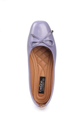 کفش تخت خاص دخترانه برند Capone Outfitters رنگ بنفش کد ty95454925