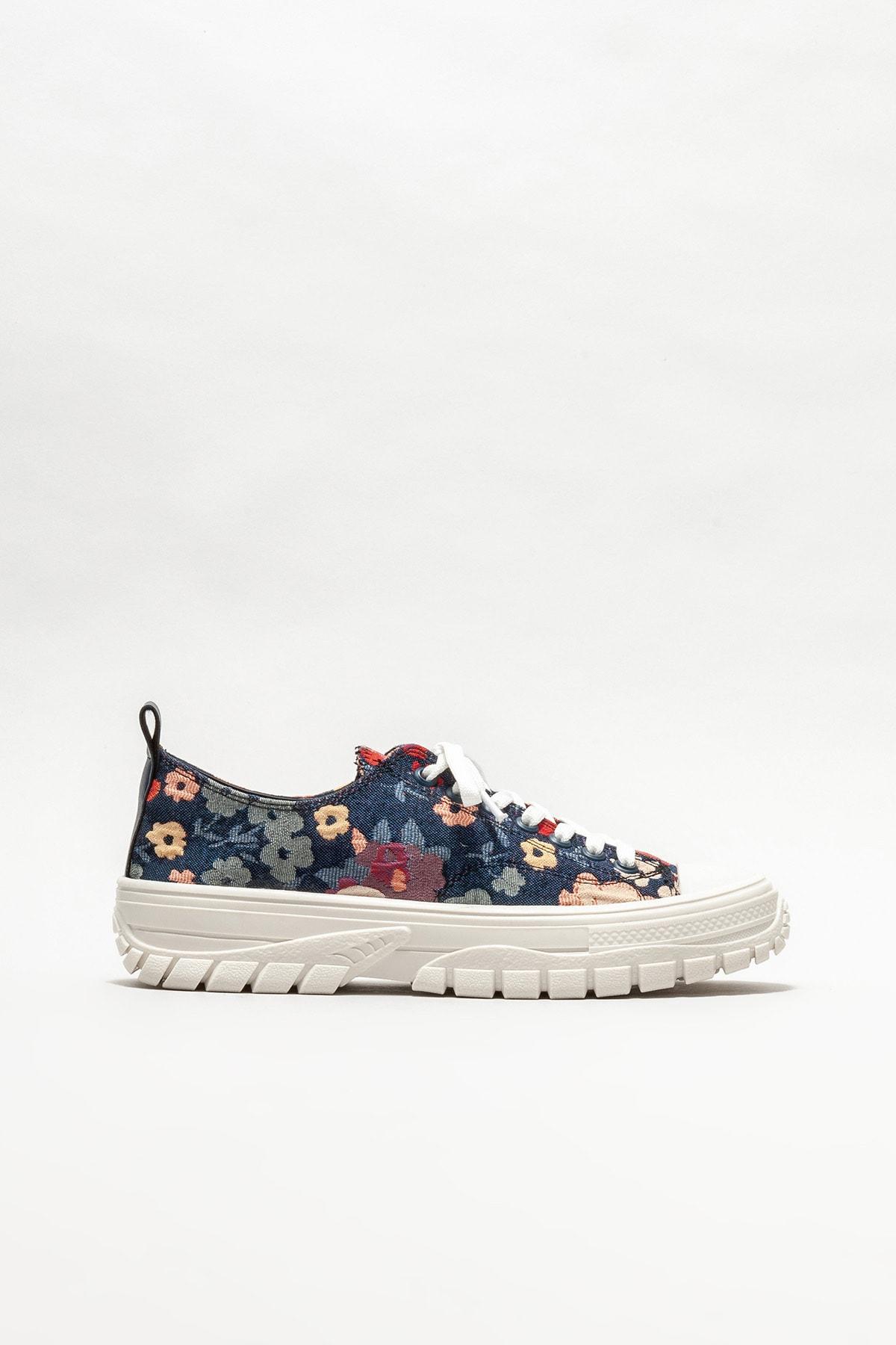 اسپرت زمستانی زنانه برند Elle Shoes رنگ لاجوردی کد ty98351736