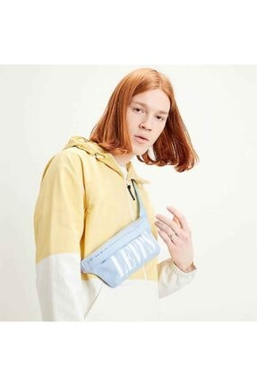 فروش کیف کمری مردانه اصل و جدید برند لیوایز رنگ آبی کد ty103568631